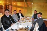 EDREMİT KÖRFEZİ - Körfezin Belediye Başkanları Ayvalık'ta Buluştu