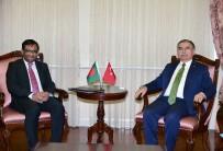 MALEZYA - Milli Eğitim Bakanı Yılmaz, Bangledeş Büyükelçisi Sıddıki'yi Kabul Etti