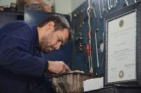 BEYKENT ÜNIVERSITESI - Diplomalı Mühendis Sanayide Motor Ustalığı Yapıyor