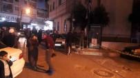 MAHALLE KAVGASI - Pazar yerinde göz kırpma kavgası: 5 yaralı, 5 gözaltı
