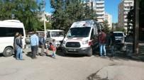 VEYSEL KARANI - Şanlıurfa'da Trafik Kazası Açıklaması 1 Yaralı