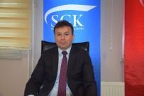 PRİM BORCU - SGK Giresun İl Müdür Vekilliği'ne Atanan Erdal Özdemir Görevine Başladı
