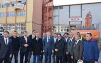 ŞEHİR MÜZESİ - Sivas Eski Numune Hastanesi'nin Yıkımına Başlandı