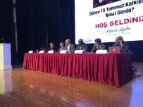 ASKERİ GÜÇ - Somalili Ve İranlı Katılımcılar Zeytinburnu'ndaki Panelde 15 Temmuz'u Anlattı