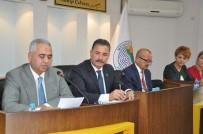 SAYIŞTAY - Toroslar Belediye Meclis Toplantısı Yapıldı