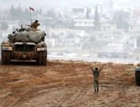 RAKKA - ABD'li general kritik görev için Ankara'da