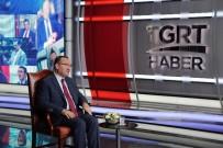 İLETİŞİM MERKEZİ - Adalet Bakanı Bozdağ TGRT Haber'de