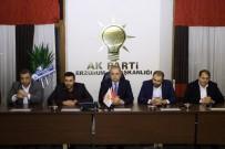 KÜMBET - AK Parti Erzurum Gençliği Yarba'ya Emanet