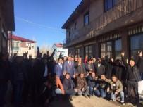 KURAN-ı KERIM - Akyaka Ülkü Ocakları Başkanlığı'nın Açılışı Yapıldı
