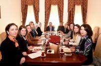 SÜMEYYE ERDOĞAN - Bakan Bozdağ Kadın Dernekleri Yöneticileri İle Bir Araya Geldi