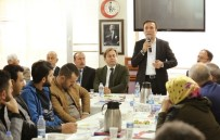 ÜNLÜPıNAR - Başkan Genç Açıklaması 'Ortak Paydamız Samsun'