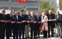 OSMAN NURİ CANATAN - Bergama'da 7 Milyona Mal Olan 350 Araçlık Otopark Hizmete Açıldı