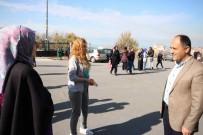 KOL SAATI - Beyşehir'de İlginç KPSS Manzaraları