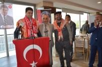 MİLLİ MUTABAKAT - Demokrat Parti, Şahlanış Hareketini Balıkesir'den Başlattı