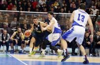 SPOR TOTO BASKETBOL LİGİ - Fenerbahçe Rahat Kazandı