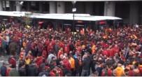 DURSUN ÖZBEK - Galatasaray Taraftarı Kadıköy'e Hareket Etti
