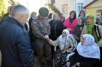 Hayatını Kaybeden Türkiye'nin En Yaşlı Üçüzlerinden Biri Toprağa Verildi