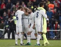 CRİSTİANO RONALDO - Madrid derbisi Real'in