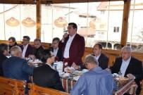 BOZÜYÜK BELEDİYESİ - Milletvekili Eldemir Ve Başkan Bakıcı, 44 Köy Ve 9 Mahalle Muhtarı İle Bir Araya Geldi