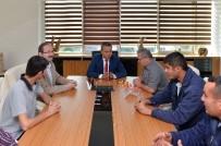 ZİYNET EŞYASI - Muratpaşa Belediyesi Çalışanlarından Örnek Davranış