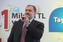 TEMEL ATMA TÖRENİ - Orman Ve Su İşleri Bakanı Veysel Eroğlu Açıklaması