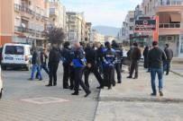 PAZARCI ESNAFI - Pazarcılar Yeni Yerlerine Geçti
