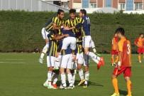 SAVAŞ POLAT - U21'de Fenerbahçe Farka Gitti