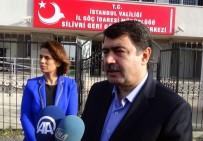 İSTANBUL VALİSİ - Vali Şahin Açıklaması 'Kumkapı'ndan Kaçanlardan 37'Si Geri Getirildi'