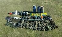 BİXİ - Van'da Silah Ve Patlayıcı Ele Geçirildi
