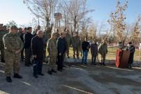 PEYAMİ BATTAL - Van'da Törenle Cami Temeli Atıldı