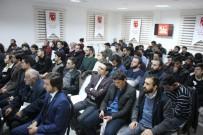 MESUT UÇAKAN - Yapımcı Metin Uçakan Birlik Vakfı Kayseri Şubesi'nde Söyleşiye Katıldı