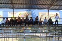 SARı KART - Yavuzelispor Deplasmanda Güldü