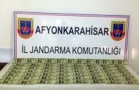 Afyonkarahisar'da Jandarmadan Sahte Para Operasyonu