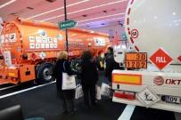 AKARYAKIT TANKERİ - Aydınlı Firma 'Karayolu Trafik Güvenliği Sempozyumu'nda Yoğun İlgi Gördü