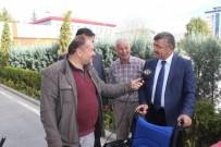 KENTSEL DÖNÜŞÜM PROJESI - Başkan Akdoğan, Niğde'ye Kazandırdıklarını Anlattı