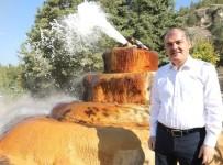 KARAHAYıT - Başkan Gürlesin'den Pamukkale Daveti