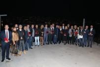 MEHMET KOCADON - Başkan Kocadon, Tanıtım Komitesiyle Bir Araya Geldi