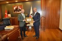 GEBZE BELEDİYESİ - Başkan Köşker Diyarbakır'da İlk Ziyaret Vali Aksoy'a