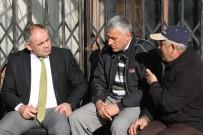 KANSEROJEN MADDE - Başkan Öztürk Yeni Sanayi Esnafını Ziyaret Etti