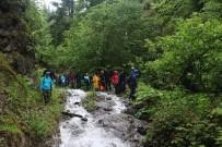 BİSİKLET YOLU - Bolu'da Yürüyüş Parkuru 2 Bin Kilometreye Çıkıyor