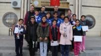HÜSEYIN ARSLAN - Bulanıklı Öğrencilerden Büyük Başarı