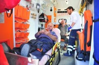 MEHMET CAN - Bursa'da Kaza Açıklaması 4 Yaralı
