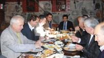 OSMAN KıLıÇ - Bursa'nın Spor Adamları Kardelen'de Bir Araya Geldi
