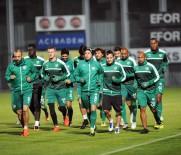TOMAS SIVOK - Bursaspor'da Galatasaray Mesaisi Başladı