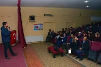 ŞEKER HASTALıĞı - Çatak'ta 'Okullarda Diyabet' Semineri