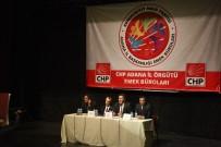 ÖMER FETHI GÜRER - CHP Adana İl Emek Bürosu Kuruldu