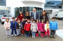 KARTAL BELEDİYE BAŞKANI - Çocuk Hakları Günü Kartal'da Kutlandı