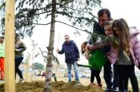 ZEYTİN AĞACI - Çocuklar Beylikdüzü'ne 3 Bine Yakın Ağaç Dikti