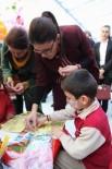 SİVAS VALİSİ - Dünya Çocuk Hakları Günü'nde Doyasıya Eğlendiler