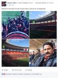 KıLıÇARSLAN - Eskişehir'de Sosyal Medyanın Konusu Eskişehirspor Ve Yeni Stadyum Oldu